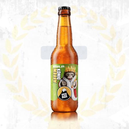 Brew Age Affenkönig Imperial IPA im Craft Bier Online Shop bestellen - Craft Beer online kaufen