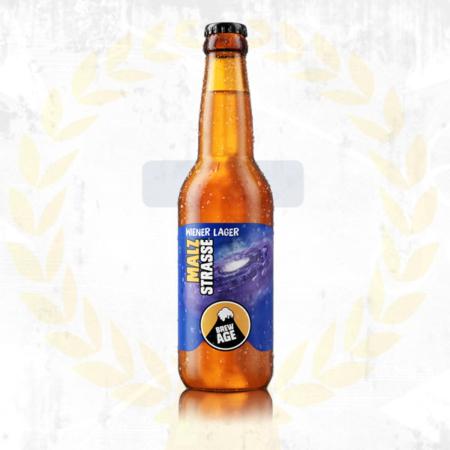 Brew Age Malzstraße Wiener Lager im Craft Bier Online Shop bestellen - Craft Beer online kaufen