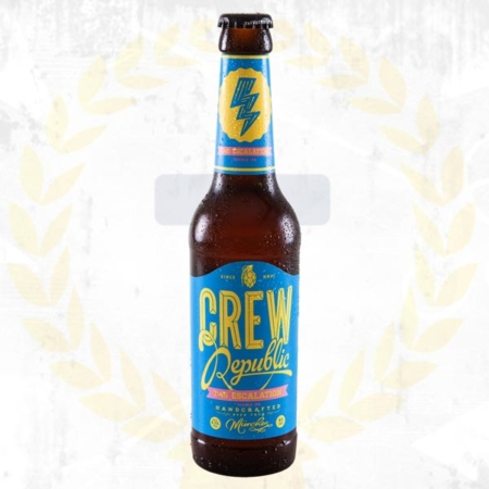 Crew Republic 7:45 Escalation Double IPA im Craft Bier Online Shop bestellen - Craft Beer online kaufen