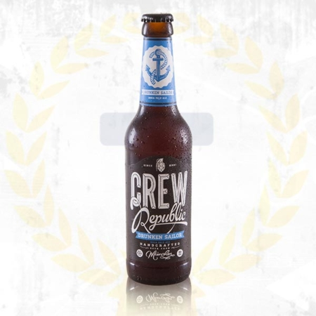 Crew Republic Drunken Sailor IPA im Craft Bier Online Shop bestellen - Craft Beer online kaufen