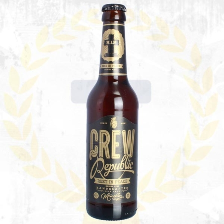 Crew Republic Rest in Peace Barley Wine im Craft Bier Online Shop bestellen - Craft Beer online kaufen