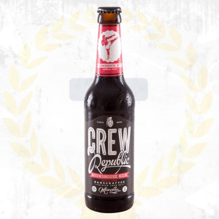 Crew Republic Roundhouse Kick Russian Imperial Stout im Craft Bier Online Shop bestellen - Craft Beer online kaufen