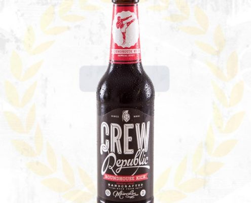 Crew Republic Roundhouse Kick Russian Imperial Stout im Craft Bier Online Shop bestellen - Craft Beer online kaufen