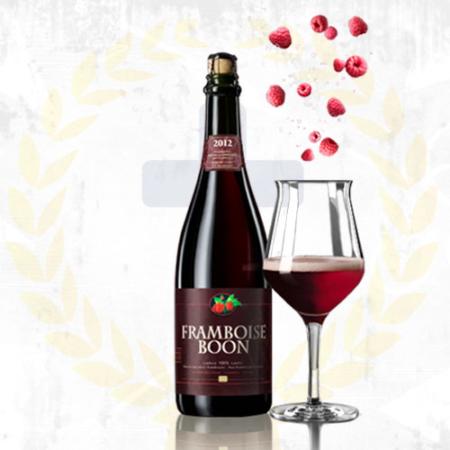 Boon Framboise Himbeer Lambic aus Belgien im Craft Bier Online Shop bestellen – Craft Beer online kaufen