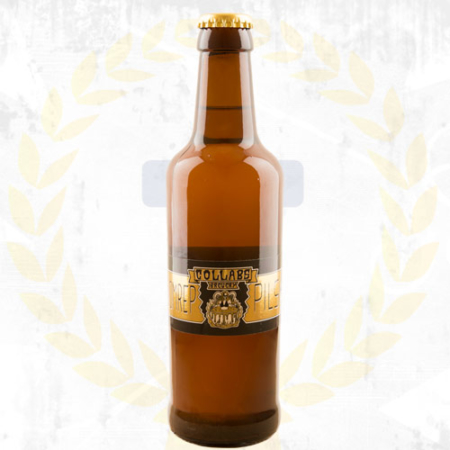 Collabs DomRep Pils im Craft Bier Online Shop bestellen - Craft Beer online kaufen