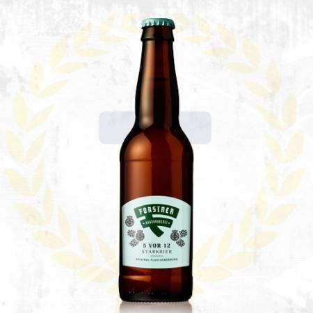 Handbrauerei Forstner 5 vor 12 Barley Wine im Craft Bier Online Shop bestellen - Craft Beer online kaufen