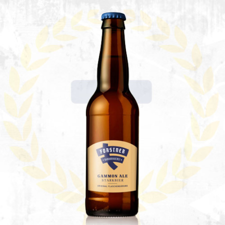 Handbrauerei Forstner Gammon Ale Whisky Bier im Craft Bier Online Shop bestellen - Craft Beer online kaufen
