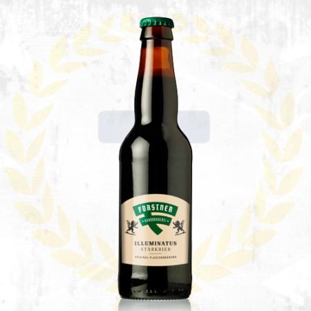 Ein herrliches India Pale Ale namens Illuminatus aus der Handbrauerei Forstner aus Kalsdorf bei Graz.