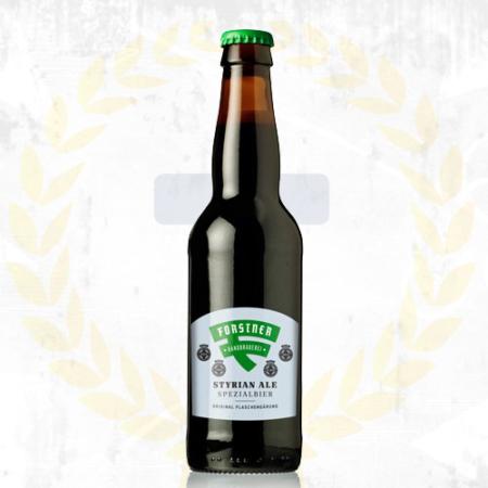 Handbrauerei Forstner Styrian Ale im Craft Bier Online Shop bestellen - Craft Beer online kaufen