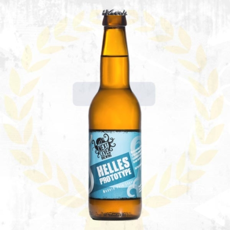Next Level Brewing Prototype Modern Pale Lager im Craft Bier Online Shop bestellen - Craft Beer online kaufen