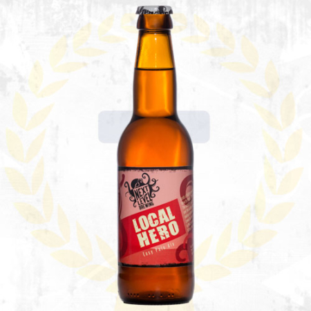 Next Level Brewing Local Hero Pale Ale im Craft Bier Online Shop bestellen - Craft Beer online kaufen