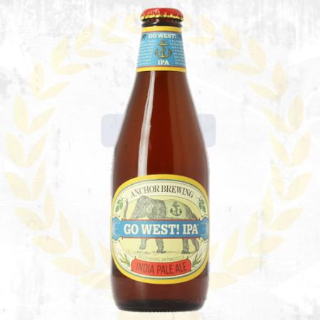 Anchor Brewing Go West IPA im Craft Bier Online Shop bestellen - Craft Beer online kaufen