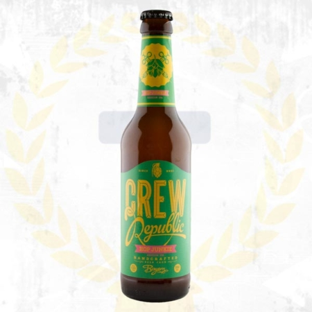 Crew Republic Hop Junkie Detox im Craft Bier Online Shop bestellen - Craft Beer online kaufen