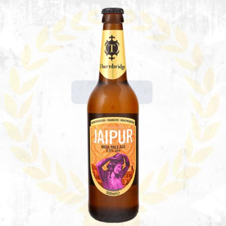 Thornbridge Jaipur im Craft Bier Online Shop bestellen - Craft Beer online kaufen