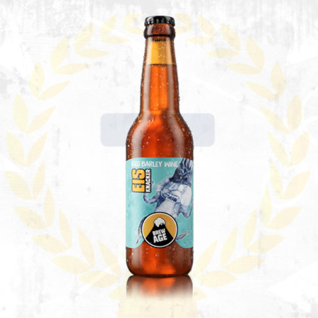 Brew Age Eisknacker Iced Barley Wine im Craft Bier Online Shop bestellen - Craft Beer online kaufen
