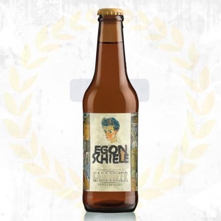 Gablitzer Privatbrauerei Egon Schiele Böhmisches Pils im Craft Bier Online Shop bestellen - Craft Beer online kaufen