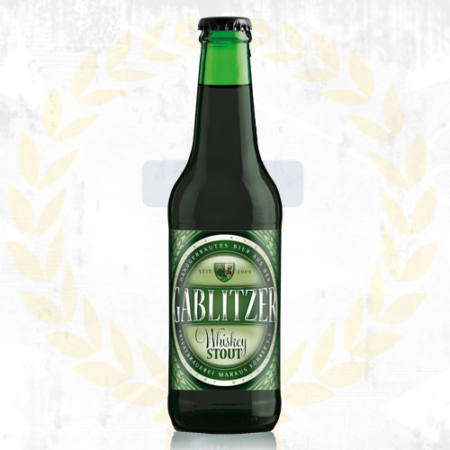 Gablitzer Whiskey Stout im Craft Bier Online Shop bestellen - Craft Beer online kaufen