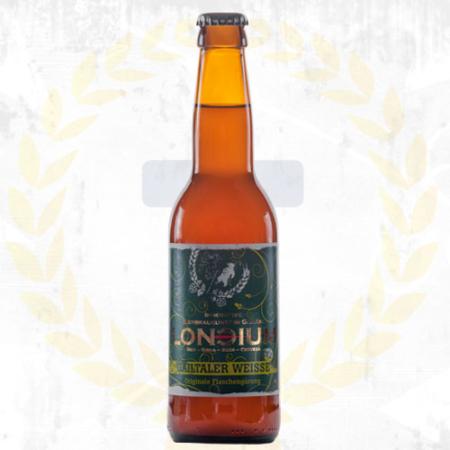 Loncium Gailtaler Weisse im Craft Bier Online Shop bestellen - Craft Beer online kaufen