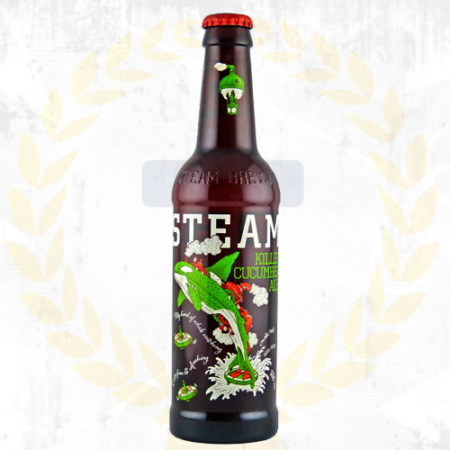 Steamworks Killer Cucumber Ale im Craft Bier Online Shop bestellen - Craft Beer online kaufen