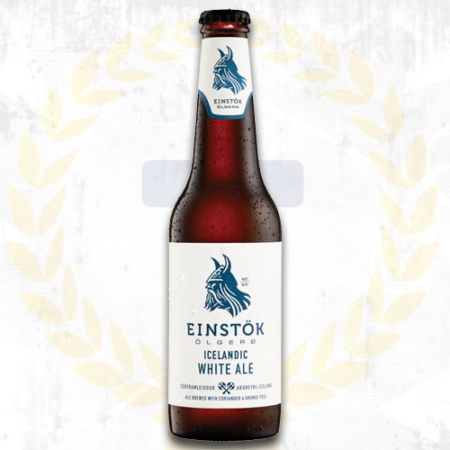 Einstök Icelandic White Ale im Craft Bier Online Shop bestellen - Craft Beer online kaufen