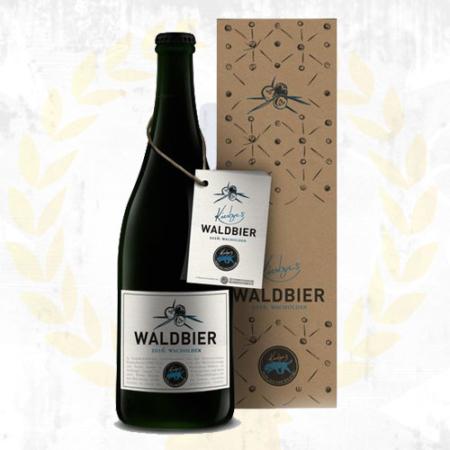 Kiesbyes Waldbier 2016 Wacholder im Craft Bier Online Shop bestellen - Craft Beer online kaufen