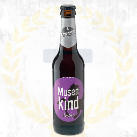 Raschhofer Musenkind Porter im Craft Bier Online Shop bestellen - Craft Beer online kaufen