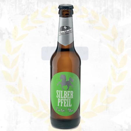 Raschhofer Silberpfeil Pale Ale im Craft Bier Online Shop bestellen - Craft Beer online kaufen