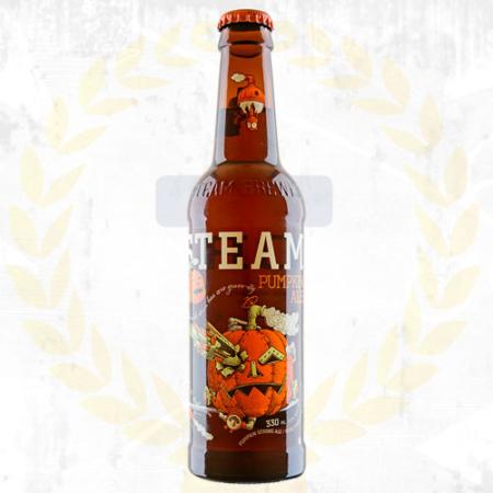 Steamworks Pumpkin Ale Kürbisbier im Craft Bier Online Shop bestellen - Craft Beer online kaufen