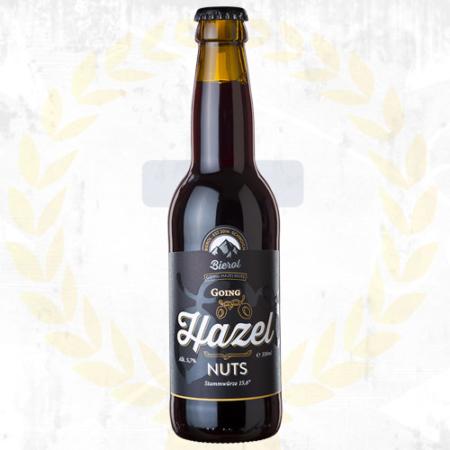 Bierol Going Hazelnuts im Craft Bier Online Shop bestellen - Craft Beer online kaufen