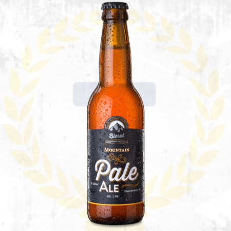 Bierol Mountain Pale Ale im Craft Bier Online Shop bestellen - Craft Beer online kaufen