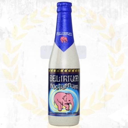Delirium Nocturnum der Brouwerij Huyghe aus Belgien. Einzigartiges Craft Bier bequem online bestellen