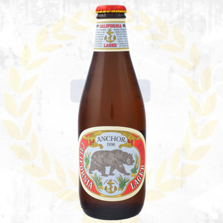Anchor Brewing California Lager Glas im Craft Bier Online Shop