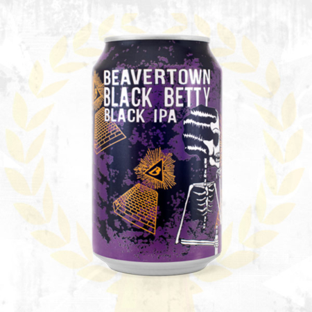 Beavertown Black Betty Black IPA Craft Bier online bestellen - Craft Bier online kaufen
