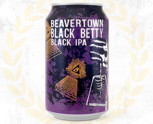 Beavertown Black Betty Black IPA Craft Bier online bestellen - Craft Bier online kaufen