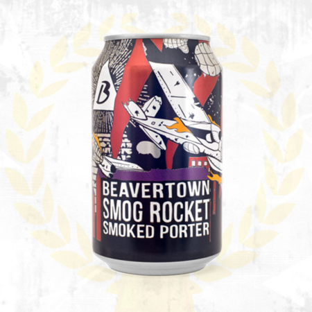 Beavertown Smog Rocket Smoked Porter Craft Bier online kaufen - Craft Beer online bestellen