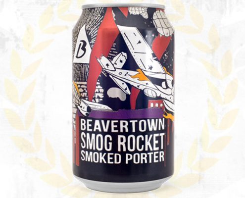 Beavertown Smog Rocket Smoked Porter Craft Bier online kaufen - Craft Beer online bestellen