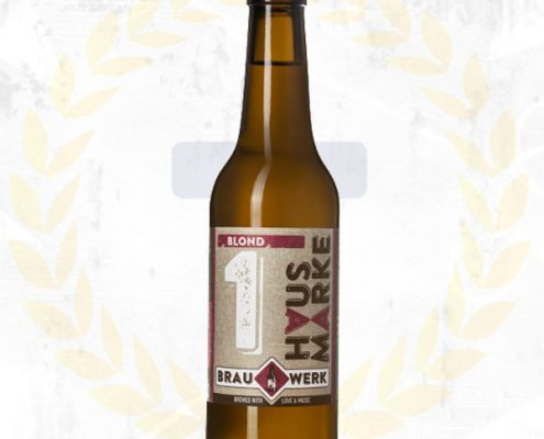 Brauwerk 1 Blond im Craft Bier Online Shop bestellen - Craft Beer online kaufen