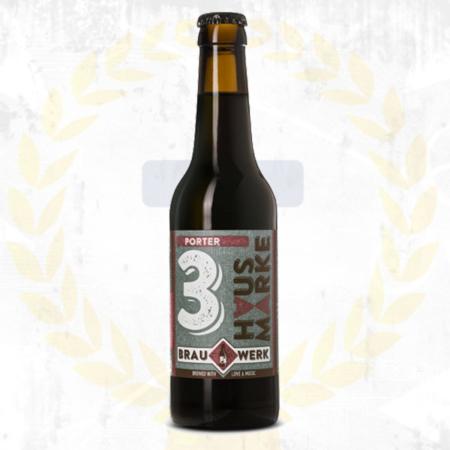 Brauwerk 3 Porter im Craft Bier Online Shop bestellen - Craft Beer online kaufen
