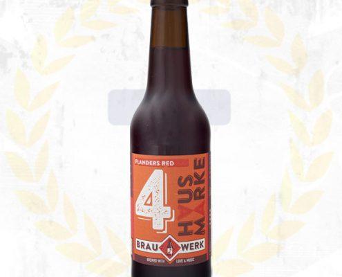 Brauwerk 4 Flanders Red im Craft Bier Online Shop bestellen - Craft Beer online kaufen