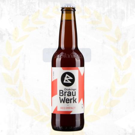 Ottakringer Brauwerk Red Impact Belgian Flanders Red im Craft Bier Online Shop bestellen - Craft Beer online kaufen