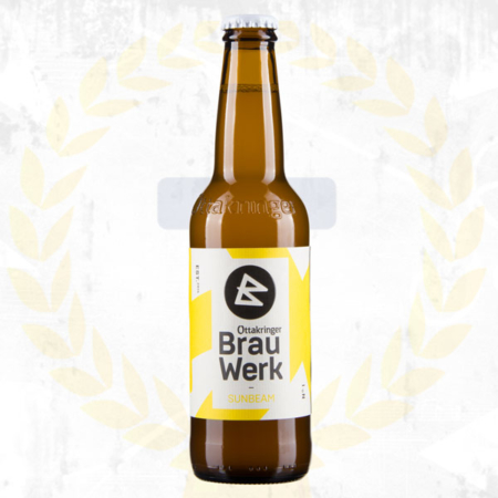 Ottakringer Brauwerk Sunbeam Belgian Blonde im Craft Bier Online Shop bestellen - Craft Beer online kaufen