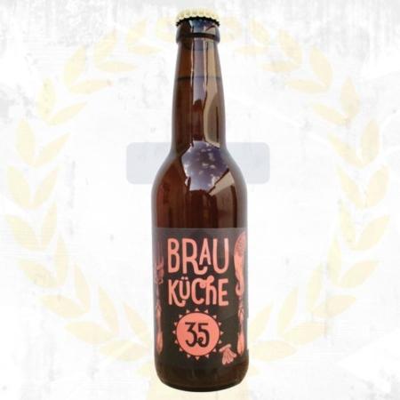 Brauküche 35 Hausbier im Craft Bier Online Shop bestellen - Craft Beer online kaufen