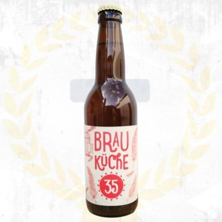Brauküche 35 RotAlechen im Craft Bier Online Shop bestellen - Craft Beer online kaufen