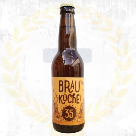 Brauküche 35 Weizentanz im Craft Bier Online Shop bestellen - Craft Beer online kaufen