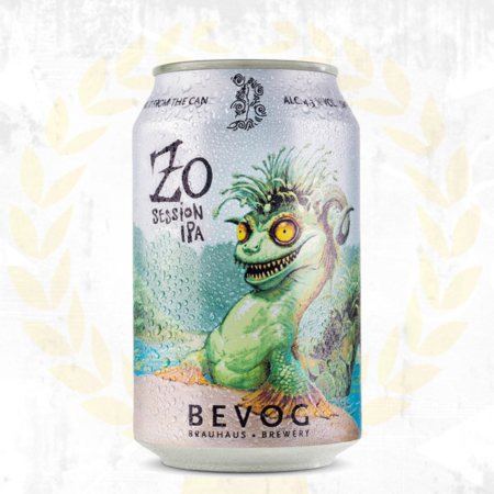 Bevog Zo Session IPA im Craft Bier Online Shop bestellen - Craft Beer online kaufen