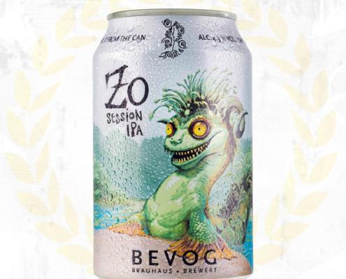 Bevog Zo Session IPA im Craft Bier Online Shop bestellen - Craft Beer online kaufen