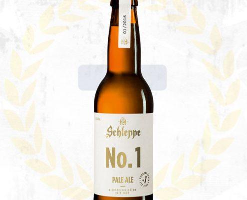 Schleppe No 1 Pale Ale im Craft Bier Online Shop bestellen - Craft Beer online kaufen
