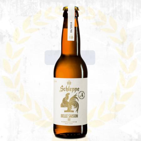 Schleppe No 4 Belle Saison im Craft Bier Online Shop bestellen - Craft Beer online kaufen