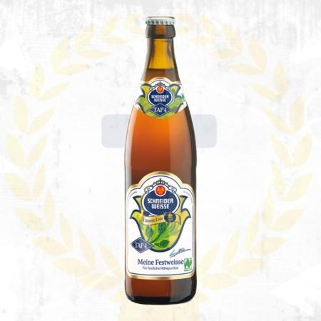 Schneider Weisse Tap 4 Meine Festweisse im Craft Bier Online Shop bestellen - Craft Beer online kaufen