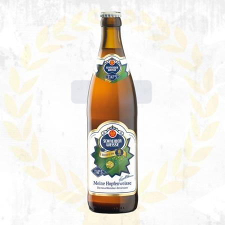 Schneider Weisse Tap 5 Meine Hofpenweisse im Craft Bier Online Shop bestellen - Craft Beer online kaufen